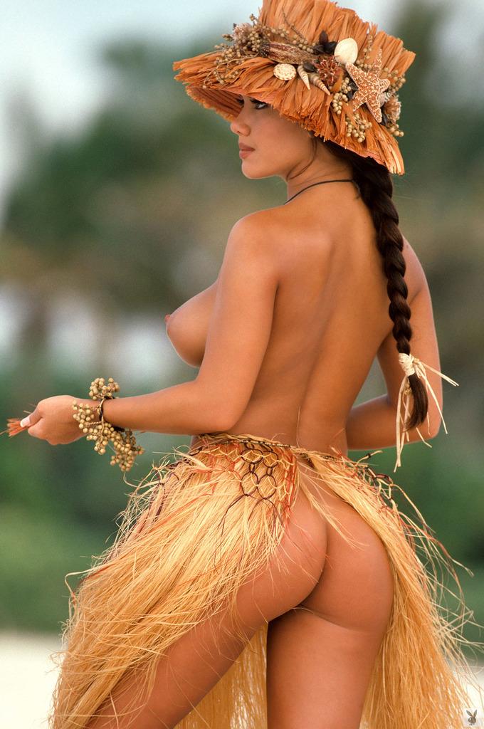 Hawaiian Tropic Nude